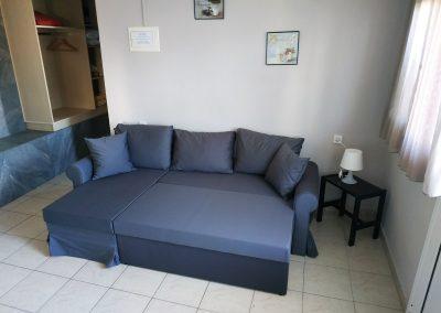 sofa open